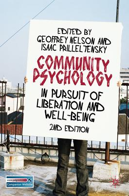 Community Psychology By Nelson, Geoffrey (EDT)/ Prilleltensky, Isaac (EDT)